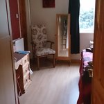 Our lovely large ground floor double room