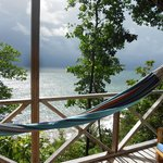 Hammock and Balcony