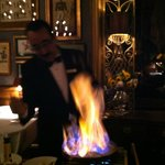 Tableside Bananas Foster