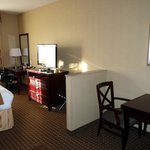 Foto van Holiday Inn Express Hotel and Suites Newport