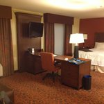 Foto de Hampton Inn & Suites Cincinnati/Up
