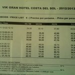 Photo de VIK Gran Hotel Costa del Sol