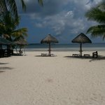 Beach Placid Resort, Restaurant and Bar Foto