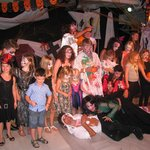 Halloween Show - Animation Team and Children