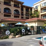 Courtyard by Marriott San Diego Airport/Liberty Station resmi