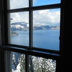 Crater Lake Lodge resmi