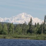 Denali; Fish Lakes Creek, Alaska