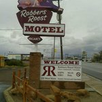 Photo de Robbers Roost Motel