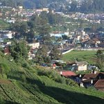 Amazing view of Ooty