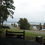 View of Lake Ouachita From Our Private Patio