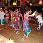Balinese dance night