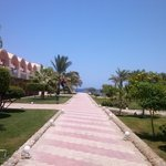 The Three Corners Sea Beach Resort Foto