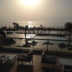 Sunset at Radisson Blu