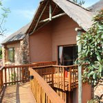 Foto di Kingfisher Lodge
