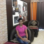The Lounge Cafe - awesome pics of varanasi  are there.