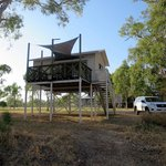 Fitzroy River Lodge - Stelzenhaus