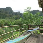 Foto de The Cliff & River Jungle Resort