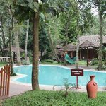 Foto de Thekkady - Woods n Spice, A Sterling Holidays Resort