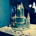 Cake Archway