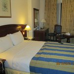 York International Hotel resmi