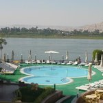 the Nile from our room