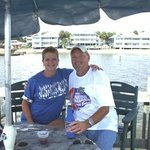 Me and MY Wife Jennfer In Cedar Key
