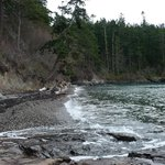 Beaches in BC Canada