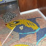 Tile Floor in Common Area
