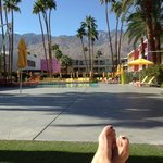 Фотография The Saguaro Palm Springs, a Joie de Vivre Hotel