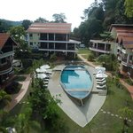 Foto van Anjungan Beach Resort & Spa