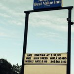 صورة فوتوغرافية لـ ‪Americas Best Value Inn Jacksonville‬