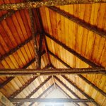 Lovely wooden ceiling