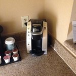 Keurigs standard in all HGIs now
