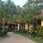 resort bungalows
