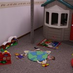 Playroom for young children