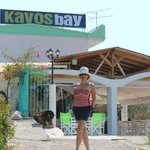 Kavos Bay Seafront Hotel Foto