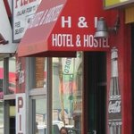 Hollywood and Highland Hotel and Hostel의 사진
