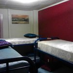 6 bed dorm room