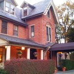 Foto de The Sayre Mansion Inn