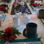 Foto de Fox Hollow Bed and Breakfast at Baxter Creek