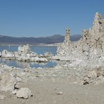 Tufa at southern end of Mono Lake near Navy beach