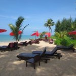 Photo de The Andamania Beach Resort