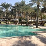 Foto Arabian Court at One&Only Royal Mirage Dubai