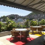 Roof Terrace View of Favelas