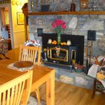 Φωτογραφία: Acorn Bed and Breakfast at Mills River