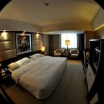 Double Bed Room,Chang An Grand Hotel, Beijing, China