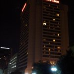 Night view of Sheraton Nashville Downtown
