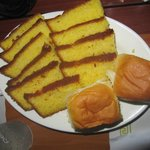 Heavenly cornbread