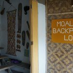 Foto de Moalboal Backpacker Lodge