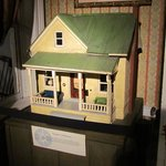 Virginia's Doll House at Meadowcroft Historic Village - August 8, 2013